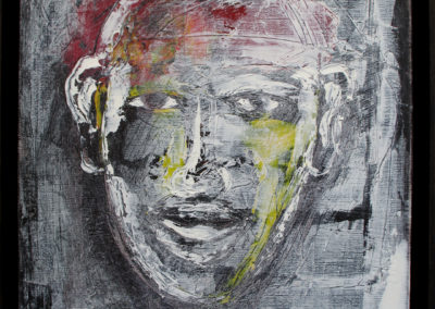 Portraits texturés